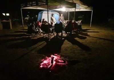 Campfire Sharing